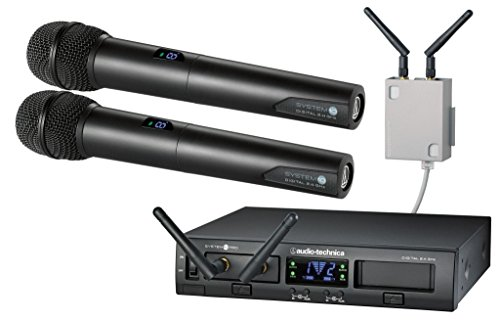 Audio-Technica Wireless Microphones and Transmitters (ATW1322)
