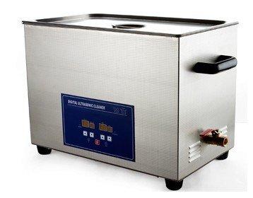 Jeken limpiador 30L Gran Capacidad ps-100a con temporizador y calentador sin cesta 110V