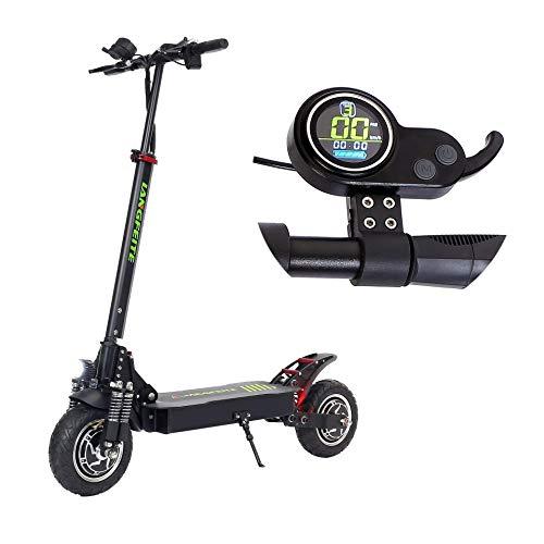 Langfeite l8s 2019 versión dual motor plegable scooter eléctrico con pantalla de...