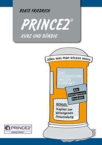 PRINCE2 kurz und bündig
