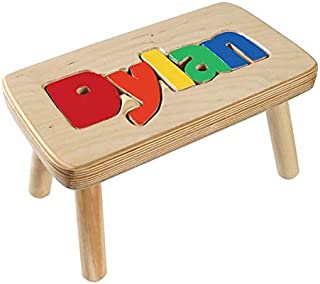 Best name puzzle stool free shipping Reviews