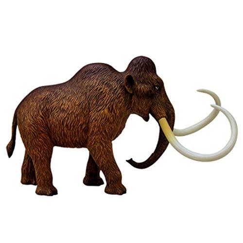 HYLH Modelos de Modelos educativos Mammoth Anatomy 4D Vision Puzzle Biología Montaje Corporal en un Animal Juguete Educación médica, 27 * 12.5 * 17Cm
