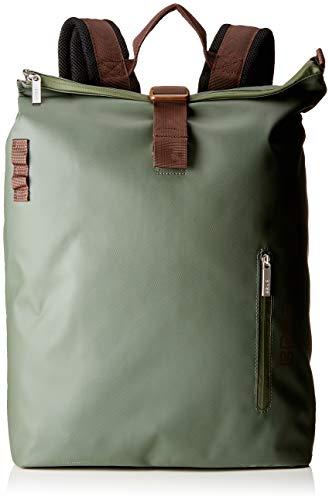 BREE Unisex-Erwachsene Pnch 713, Climbing Ivy, Backpack M W18 Rucksack, Grün, 15x34x42 cm