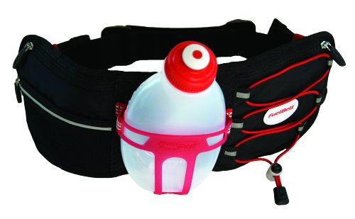 FuelBelt R1Outdoor Revenge Hydration Belt (Red, One Size)