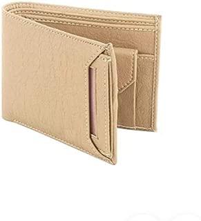 Kash Leather Fashion Regular Wallet for Men's