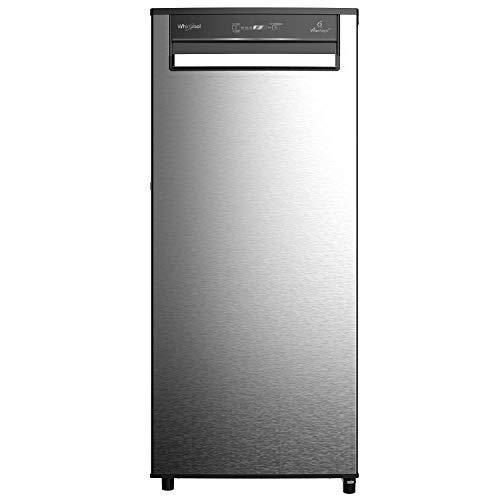 Whirlpool 200 L 3 Star Inverter Direct-Cool Single Door Refrigerator with Auto-Defrost Technology (215 VITAMAGIC PRO PRM 3S INV, Magnum Steel)