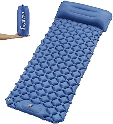 Top 10 Best sleep mat camping Reviews