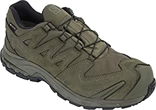 Salomon Unisex XA Forces GTX Military and Tactical Boot, Ranger Green, 9.5 US Men
