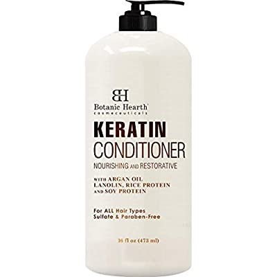 Keratin Conditioner with Argan