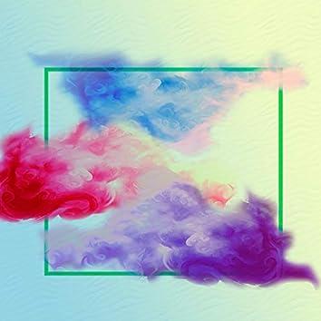 Nubes Moradazules y Rojas