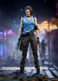 ZHWH Figuras de acción de 1/6 Escala Resident Evil Valentine Jill, Muñeca sin Costuras súper Suave de 12 Pulgadas para Pintura, fotografía o colección Simple, 2 Versiones,Standard Edition