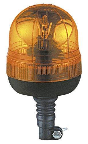 JBM 51965 Gyrophare avec Tige Flexible H1 24 V 55 W