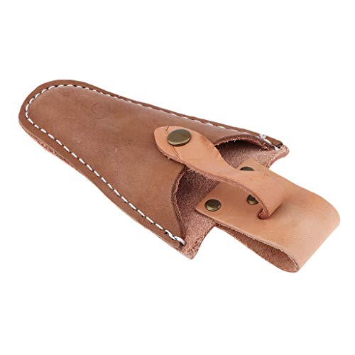 Ledertasche/Halter Tasche Taschen, Für Männer Bau/Gärtner Gartenschere Zange Schere Schutz