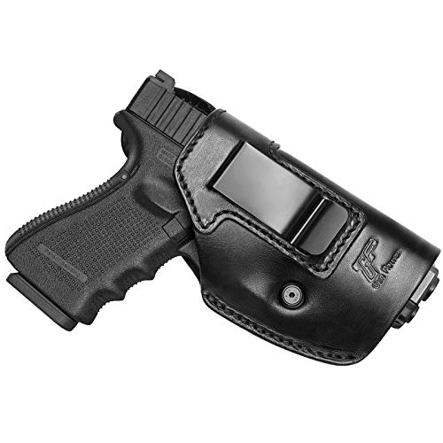 Full Grain Leather Holster Compatible with Glock 17 19 22 31...