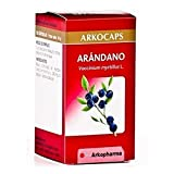 Arkopharma Arkocapsulas Arandano 45 Caps 100 G