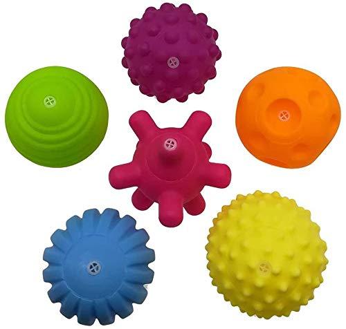 NBALL-TT Massage Ball Massage Gadgets Particle Kugel Tactile Kugel Kinder Früherziehung Ballon Kinder Sense Training Fitness-Kugel Für Kinder