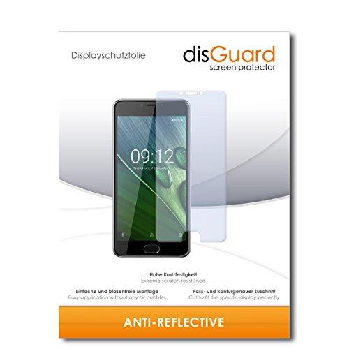 disGuard® Bildschirmschutzfolie [Anti-Reflex] kompatibel mit Acer Liquid Z6 Plus [2 Stück] Entspiegelnd, Matt, Antireflektierend, Extrem Kratzfest, Anti-Fingerabdruck - Panzerglas Folie, Schutzfolie