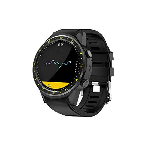 PXYUAN - Reloj inteligente de pulsera con frecuencia cardíaca, rastreador de fitness, Bluetooth deportivo, función de posicionamiento Beidou GPS Bluetooth