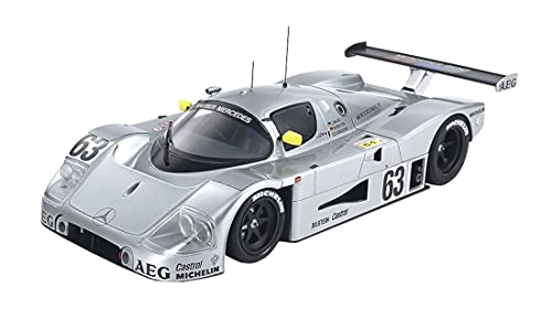 タミヤ 1/24 スポーツカーシリーズ No.359 1989 ザウバー メルセデス C9 プラモデル 24359