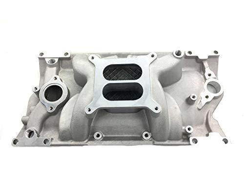 Aluminum Intake Dual Plane Intake Manifold Compatible