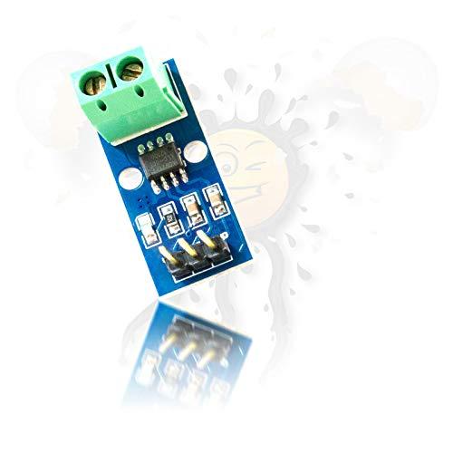 ACS712 Stromsensor 30 Ampere Analogausgang Hall Sensor 30A Range Current Sensor ELECTR-30A-T für Arduino ESP8266