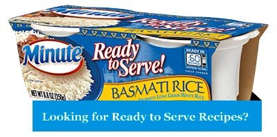 Minute Ready to Serve BASMATI Rice, 2 - 4.4 oz cups (Pack of 3)