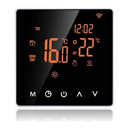Termostato táctil Me81H16A Termostato eléctrico para calefacción por Suelo Radiante Línea de...