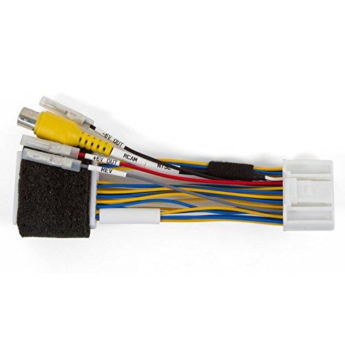 Cable de conexión para cámara de visión trasera para Renault Opel, Clio, Dacia, Sandero, Trafic, con monitores MediaNav
