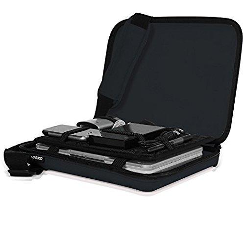 Cocoon CPS350BK Smart Travel Case Tablet/Chromebook/Netbook, passend für bis zu 27,9 cm (11 Zoll), Schwarz