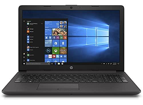 """Portatile HP 255 G7 PC cpu AMD Silver 3050e 2 Core, DDR4 8 GB, SSD 256 GB, Notebook 15.6"""" Display HD 1366x768 Antiglare, webcam, hdmi, Dvd, bt, Win10 Pro, Pronto All'uso"""