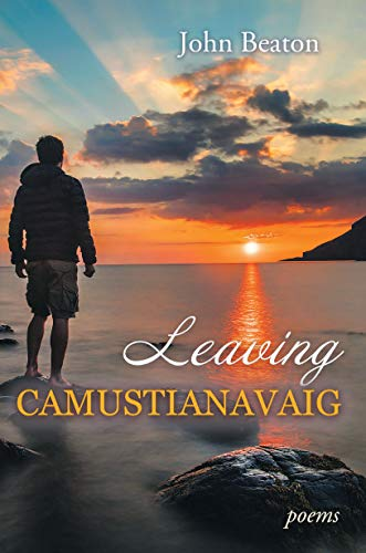 Leaving Camustianavaig: Poems (English Edition)