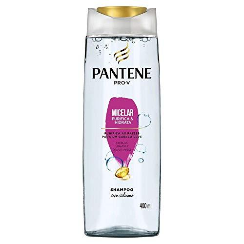 Shampoo Pantene Pro-V Micelar Purifica & Hidrata 400ml