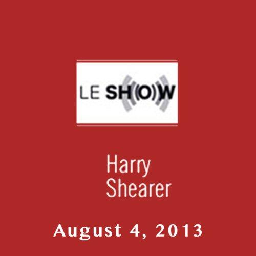 Le Show, August 04, 2013 cover art