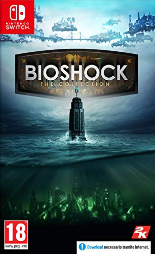 Bioshock The Collection - - Nintendo Switch