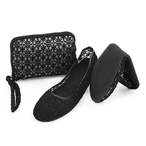CatMotion Paris Chaussures Pliantes, XL (42/43 EU, 8/8.5 UK)