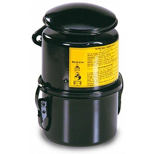 Filtro a baño de aceite adaptable a 3700.101de ama para Lombardini