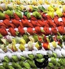 Crochet Rag Rug Instructions Strips Only New Crochet