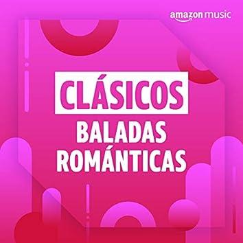 Clásicos: Baladas románticas