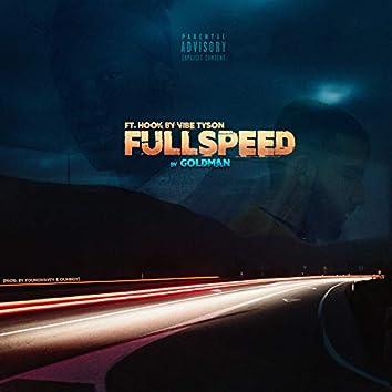 FULLSPEED (feat. Hook by Vibe Tyson)