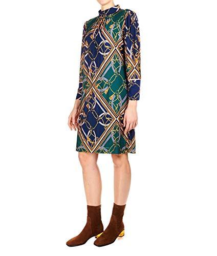 Ana Alcazar luxe mode dames 047459910 multicolor jurk | herfst winter 19