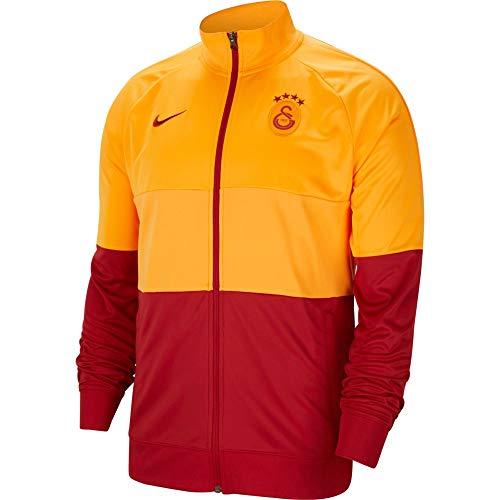 Nike Galatasaray Istanbul Trainingsjacke Vivid orange/Pepper red L