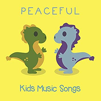#10 Peaceful Kids Music Songs