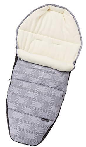 Gesslein Fußsack 716096000 Sleepy/Winterfußsack für Kinderwagen, Sportwagen, Buggy, Babywanne oder Schlitten, mehrfarbig