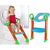 Guilty Gadgets Children Kid Toddler Potty Training Set Baby Toilet Seat Trainer Chair