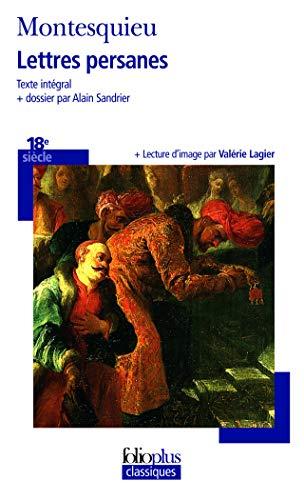 Lettres Persanes (Folioplus Classiques)