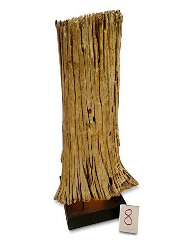 Kinaree boomstam staande lamp BAN MEO Rustiek 113x47x53 cm naturel