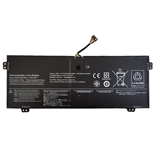 7XINbox 7.68V 6080mAh 48Wh L16C4PB1 L16L4PB1 L16M4PB1 5B10M52739 2ICP4/43/110-2 Repuesto Batería para Lenovo Yoga 720-13IKB 730-13IKB Series