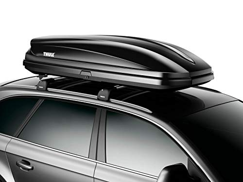 Thule Pulse Rooftop Cargo Box, Large, Black