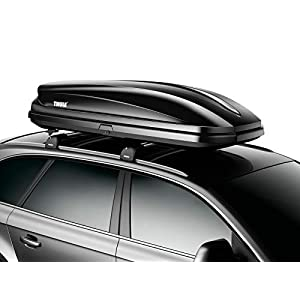 Thule Pulse Cargo Box Black