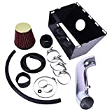 Ai CAR FUN 3.5' Cold Air Intake Kit with Filter and Heat Shield, Cold Air Intake System Fit for 2009-2015 Ram 1500/2500/3500 All Model with 5.7L V8 HEMI Engine